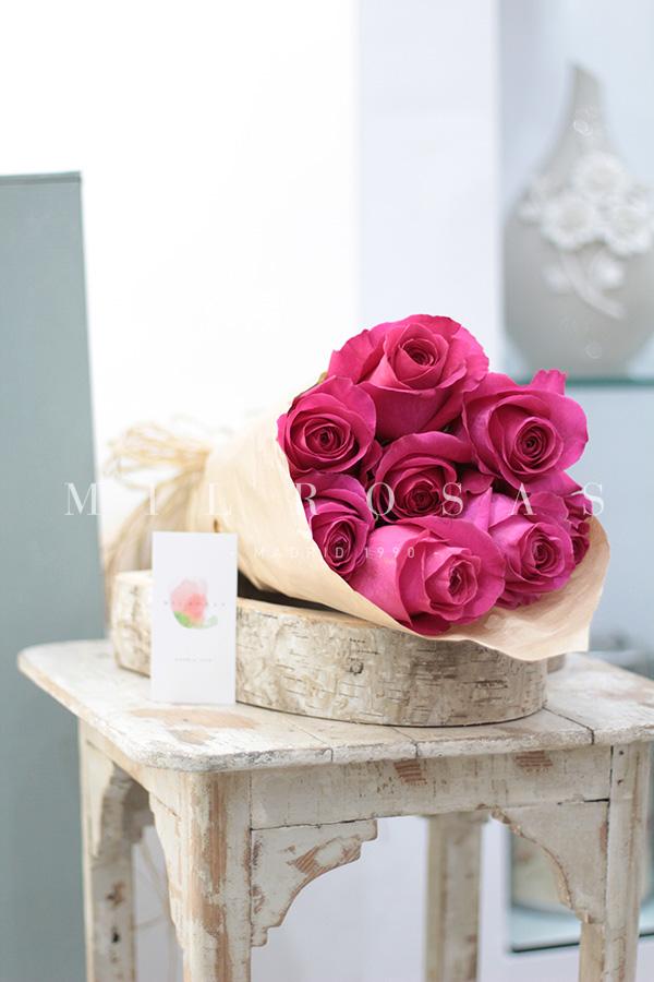 Rosas Naturales Ecobox