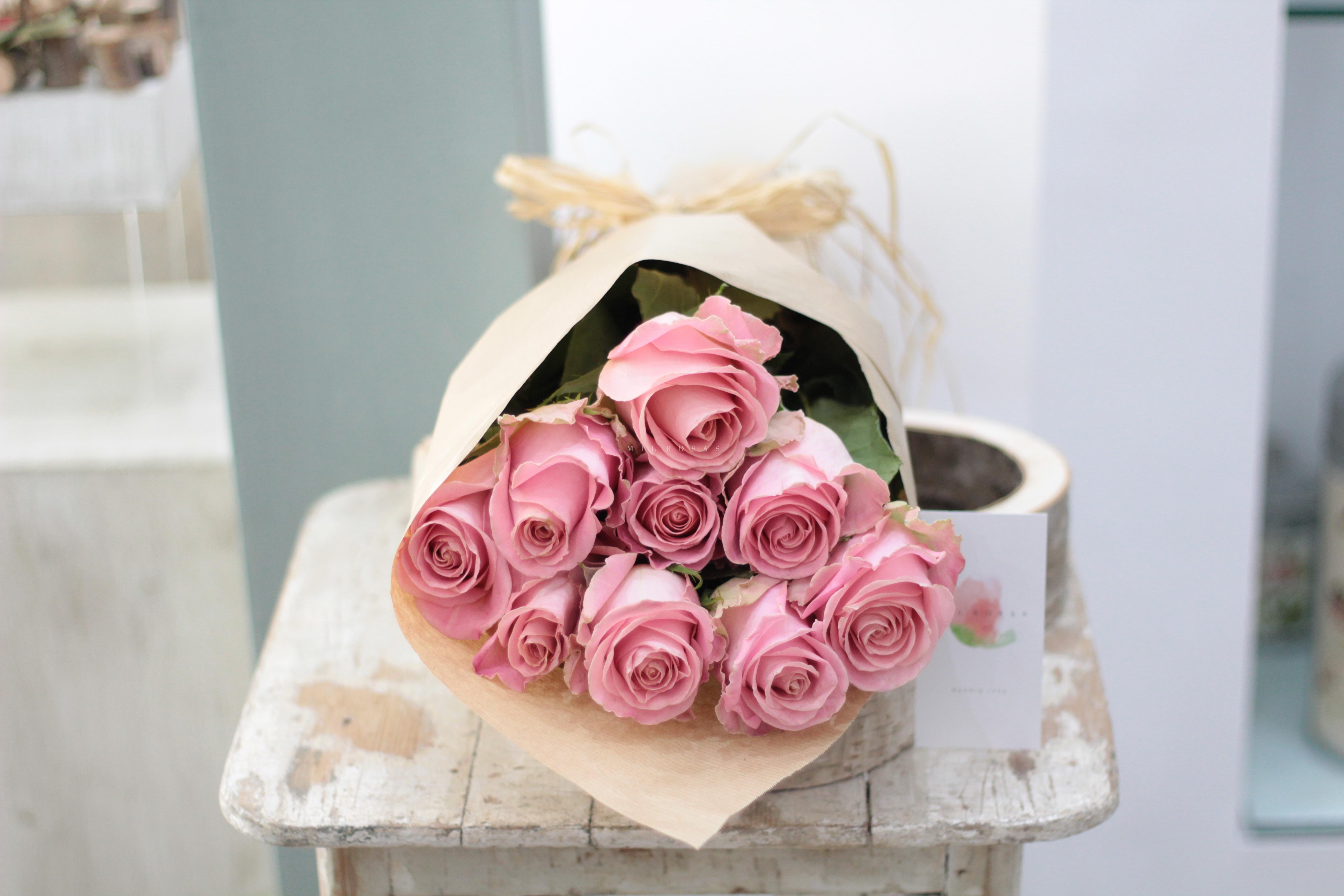 Ramos de flores para cumpleaños | Blog Milrosas
