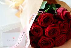 Rosa al natural