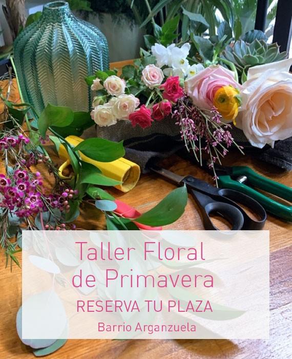 Taller Floral Primavera
